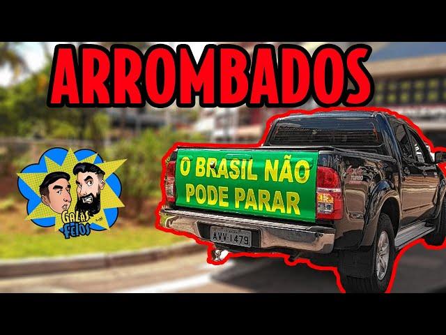 Carreatas reuniram os maiores arrombados do Brasil | Galãs Feios