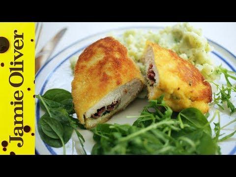 Ultimate Chicken Kiev | Jamie's Comfort Food | Kerryann Dunlop