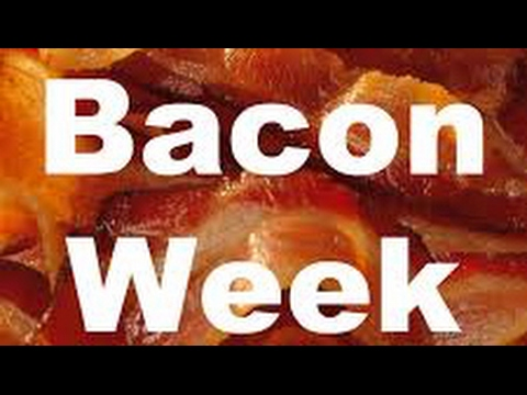 Food reviews episode 10 anthracite cafe bacon week for Anthracite cafe