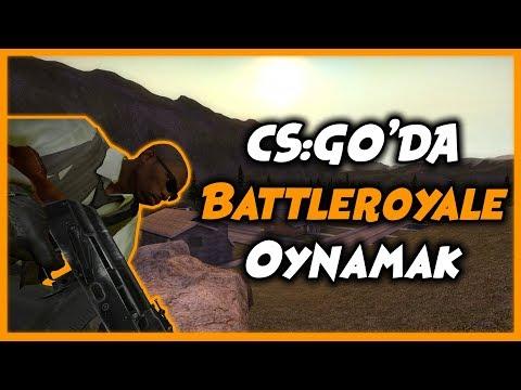 Cs: GO New Battle Royale Mode - Play Pubg in Cs: GO