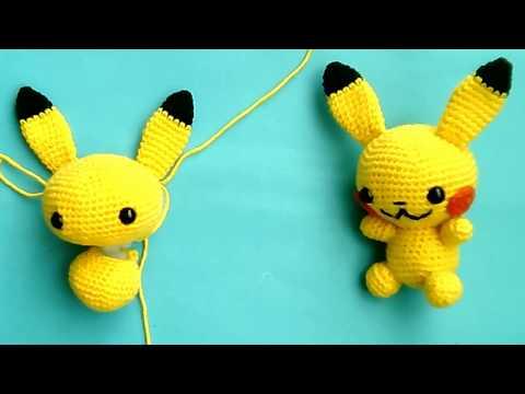 Ankara içinde, ikinci el satılık Pikachu (Pikaçu) amigurumi sarı ... | 360x480