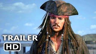 PS4 - Kingdom Hearts 3 Pirates Of The Caribbean Trailer (E3 2018)