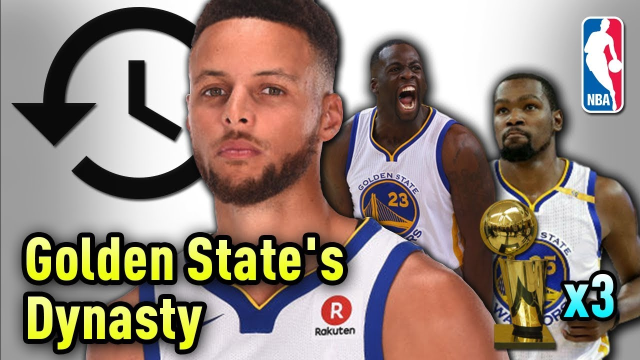 c2a65aeb049 The History Of The Golden State Warriors Dynasty!!