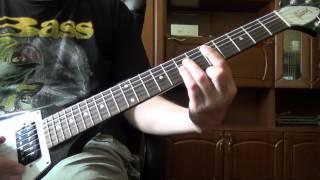 Сектор газа — Русский мат(как играть на гитаре)