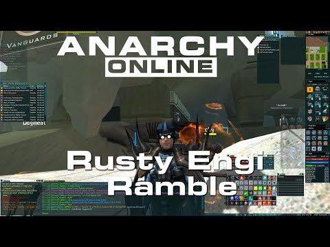 Anarchy Online 18.8 [ Rusty Engi Ramble ]