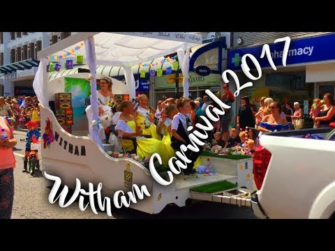 Witham Carnival 2017
