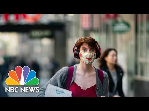 CDC Recommends Wearing Cloth Face Coverings Or Masks: What You Need To Know | NBC Nightly News