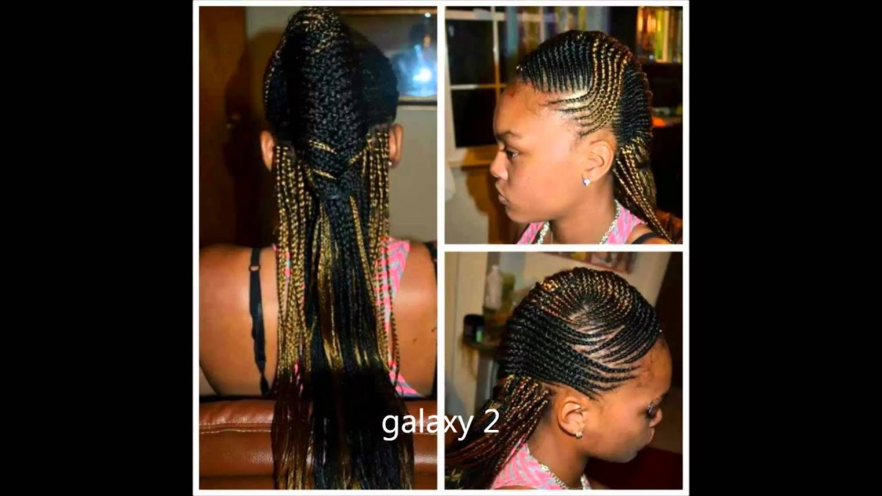 Galaxy Hair Style Thats The New Hair Style Call 240 355 8442