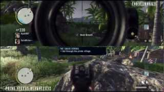 Far Cry 3 - splitscreen coop gameplay 1