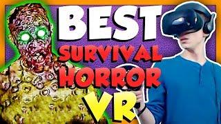 SILENT HILL IN VR?! THE BEST VR HORROR GAME EVER!! || Organ Quarter Gameplay/Walkthrough Part 1