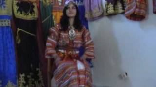 belle robe kabyle