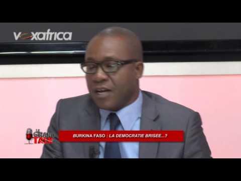 Le Grand Talk / Press Club sur la crise au Burkina et la presidentielle ivoirienne