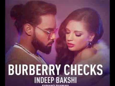 burberry song   burberry checks   2017  