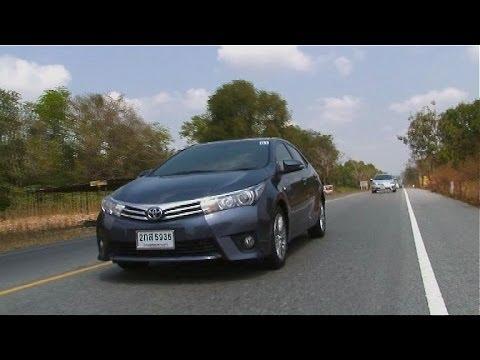 2014 Toyota Corolla Altis Test Group : ทดสอบ อัลติส ใหม่ รอบสื่อมวลชน