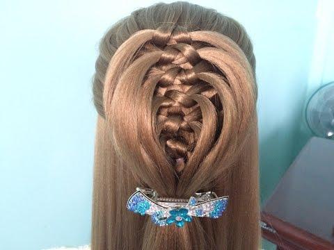 AnaTran - Cách tết tóc đi học đơn giản với 5 Phút