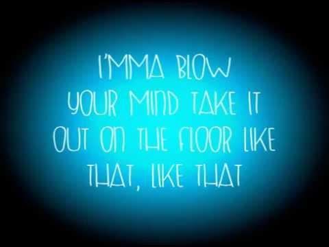 All Hands On Deck - Tinashe (Lyrics on Screen)