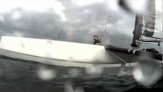 A-Class sailing autumn 2011 - Wismar Bay HD