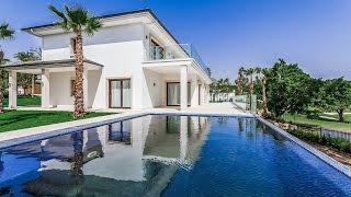 New Modern Golf Frontline Villa in Los Naranjos, Marbella, Spain