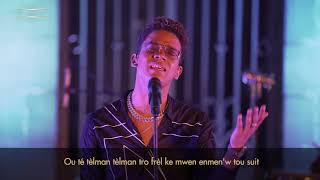 ANTONNY DREW - SI SÉ WI [Live Boucans Bò Kay]