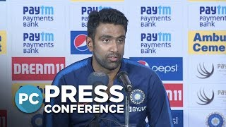 Saha is a great keeper for a spinner – Ashwin