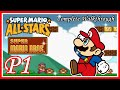 Super Mario All Stars Intro Super Mario Bros Complete Walkthrough Part 1 HD 1080p mp3