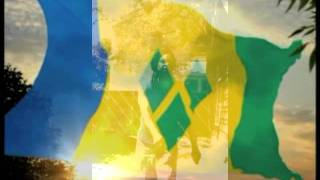 """St Vincent and the Grenadines We Love You""  By  Phill Patch."