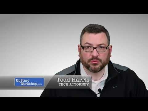UpStart Workshop - Episode 32 - What is the BSD license?