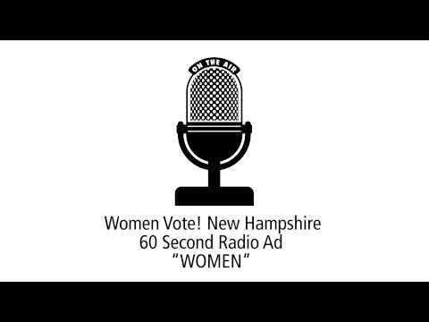 New Hampshire WOMEN VOTE!: Women (Radio)