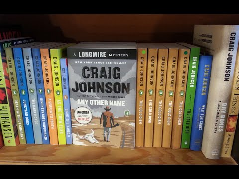 5 Minutes with Author Craig Johnson