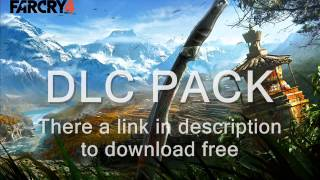 Far Cry 4 - DLC PACK for free PS3
