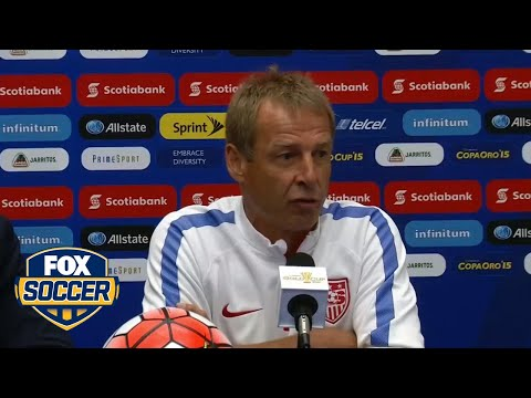 USA vs. Jamaica P  2015 CONCACAF Gold Cup