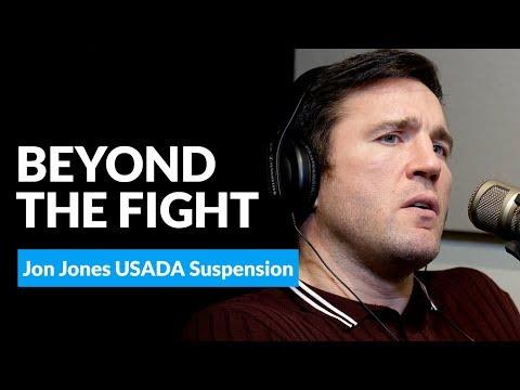 Chael Sonnen talks Jon Jones USADA suspension