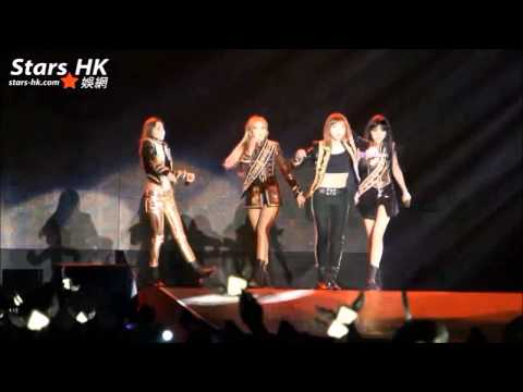 2014 2NE1 WORLD TOUR [ALL OR NOTHING] - PARTE 1