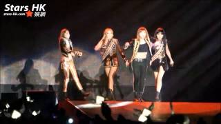 Repeat youtube video 2014 2NE1 WORLD TOUR [ALL OR NOTHING] - PARTE 1