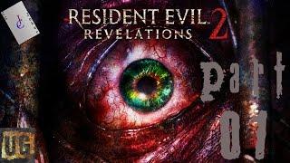 Resident Evil Revelations 2 Coop Gameplay Part 001 [Episode 1] - Terr muss nicht auf oisten enden