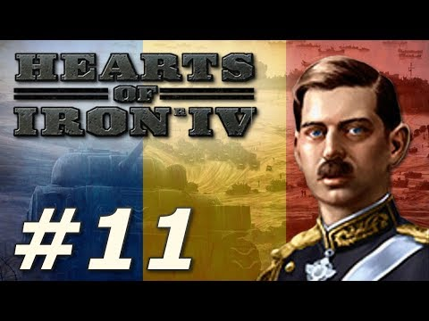 Hearts of Iron IV: Death or Dishonor | Romania - Part 11