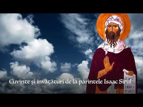 CUVINTE SI INVATATURI DE LA PARINTELE ISAAC SIRUL