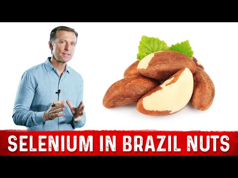 The Benefits of Selenium in Brazil Nuts