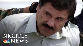 El Chapo Opening Statement Delayed Due To Juror Replacements | NBC Nightly News