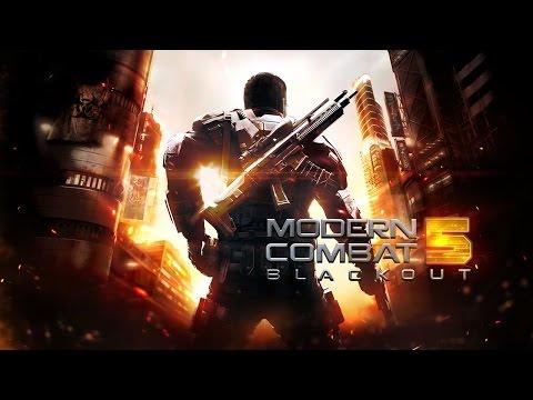 descarga Modern Combat 5 para Android GRATIS
