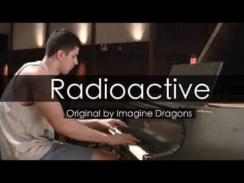 """""""Radioactive"""" -  Imagine Dragons (Piano Cover) - Niko Kotoulas"""