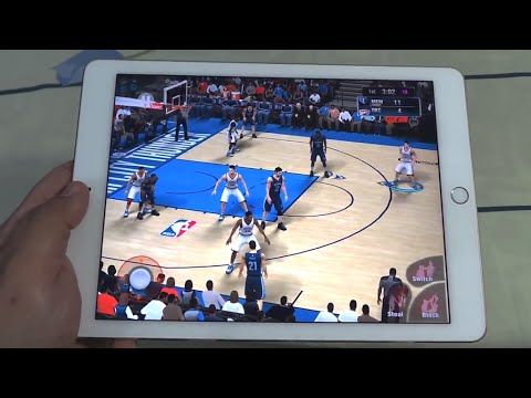 TOP 17 GAMES ON IPAD AIR 2