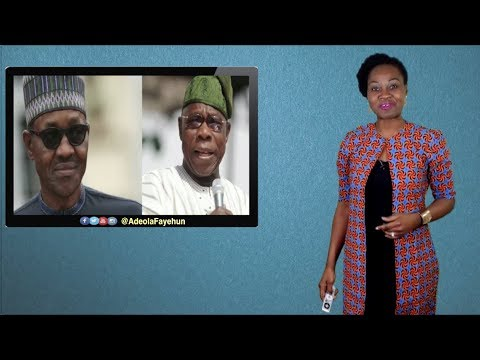 Image result for Obasanjo Issues Buhari Quit Notice; Pastor Preaches With Beer; Museveni Loves Trump