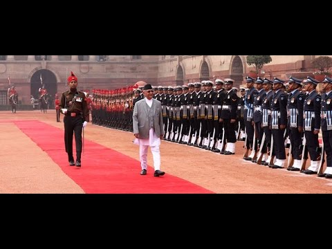 The State Visit of Rt. Hon. Prime Minister of Nepal to the Republic of India (19-24 February 2016)