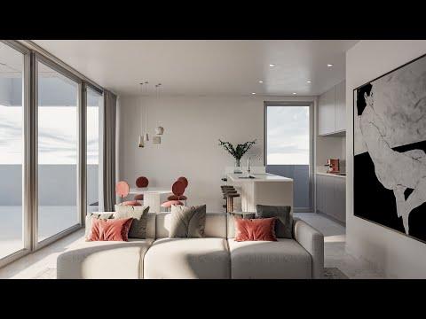 Art Space Penthouse Walkthrough