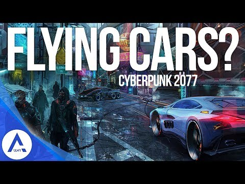Cyberpunk 2077 - NEW VEHICLES, Microtransactions, Cars, Planes, & Robots!  (Xbox One/PS4)