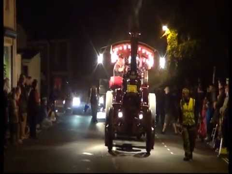 Ottery St Mary Carnival 2014 Part 1/3