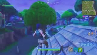 Bug Fortnite (peito aberto através da parede, preso no telhado e mais)-Battle Royale Fortnite