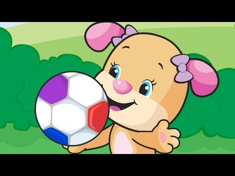Playing Soccer - Learning Actions - Laugh & Learn™ | Kids Learning | Cartoons For Kids | Kids Games
