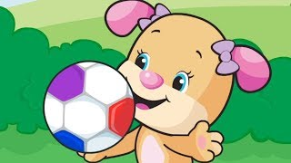 "Playing Soccer - Learning Actions - Laugh & Learnâ""¢ 